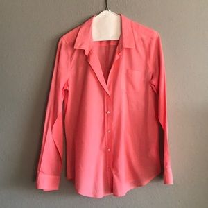 Lilly Pulitzer 100% cotton button down